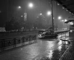 フィリピンの雨