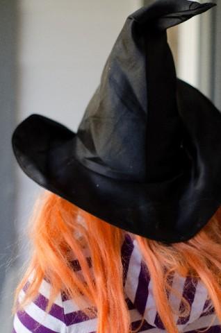 魔女の仮装
