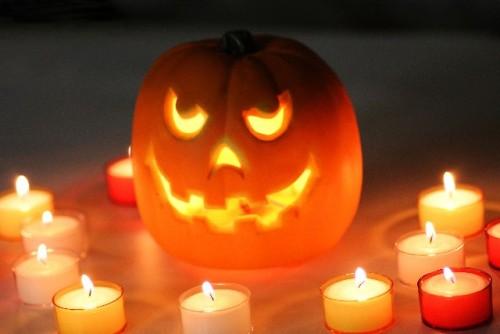 すべての折り紙 かぼちゃの折り紙 : ハロウィングッズの飾り付けの ...
