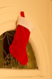 クリスマスのくつ下