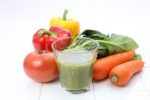 野菜と青汁