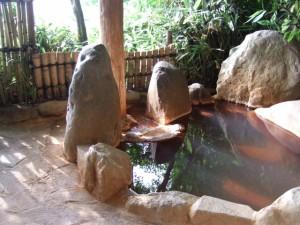 露天風呂温泉